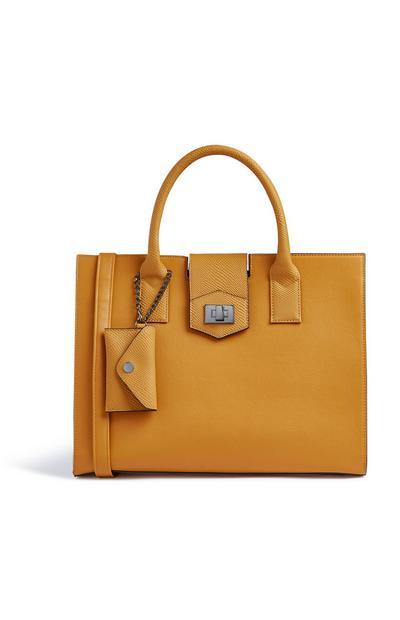 Mustard Handbag