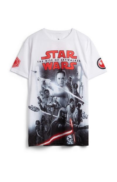 White Star Wars T-Shirt