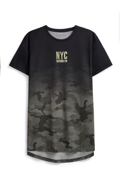Faded Camo T-Shirt