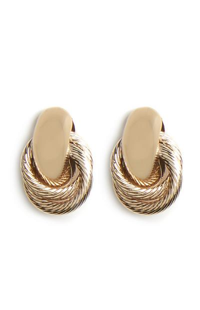 Twist Knot Earrings