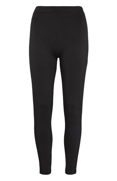 Black Cosy Leggings