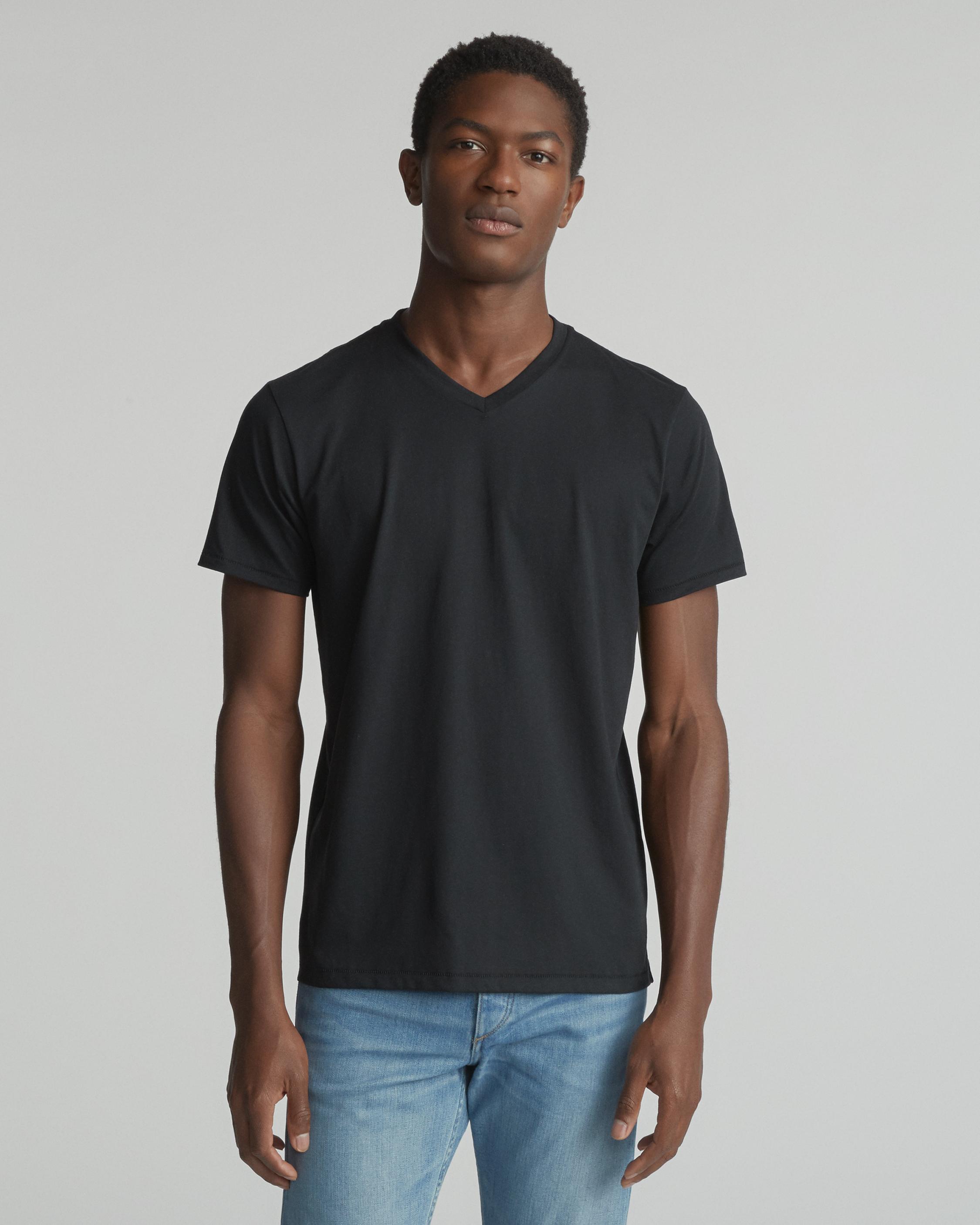 c7313a44 Classic Base V-neck Tee | Men Shirts | rag & bone