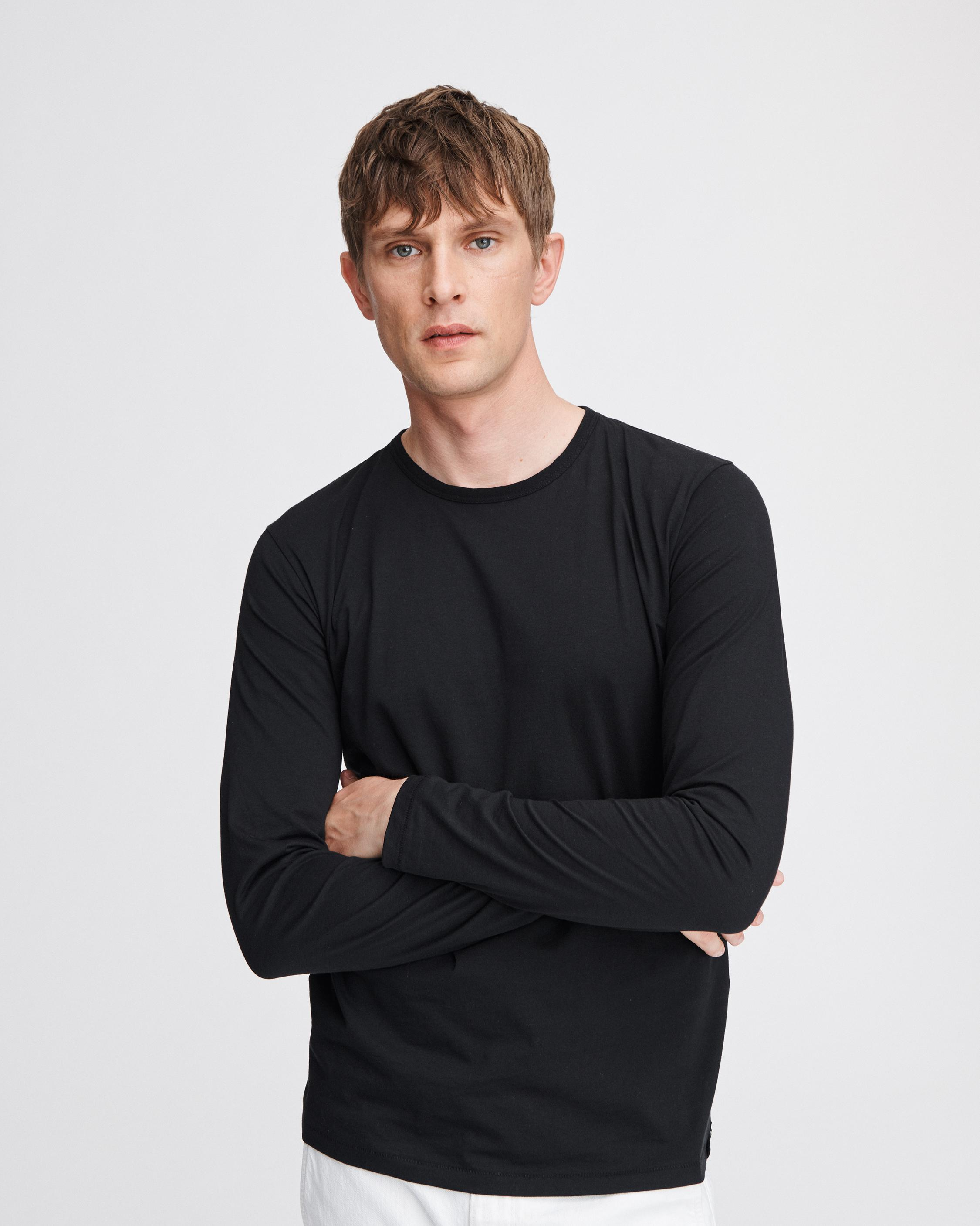 LONG SLEEVE CLASSIC BASE TEE