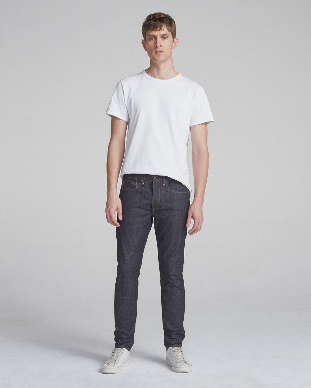 FIT 1 IN INDIGO RAW