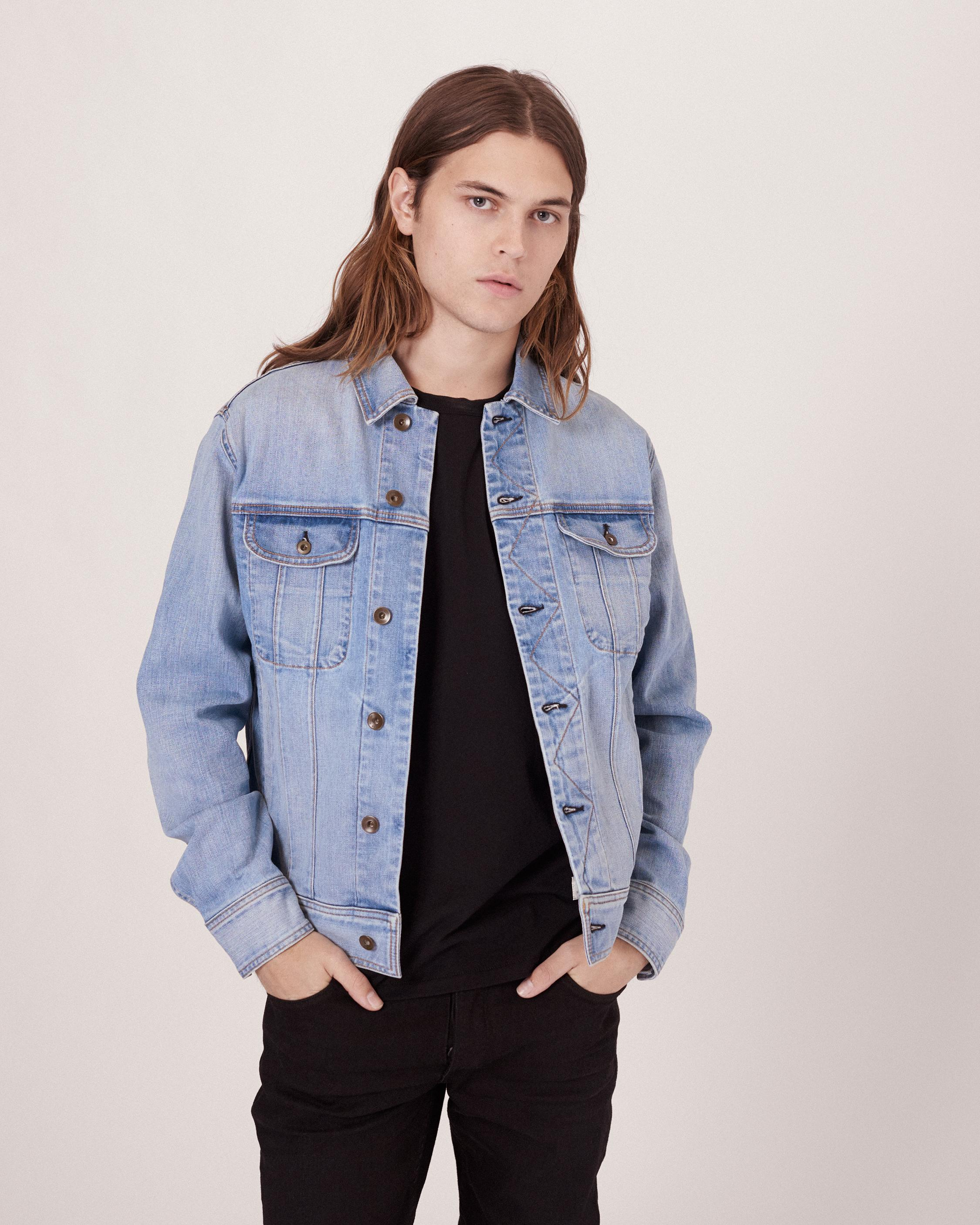 Jean Jacket Men Coats Jackets Rag Bone