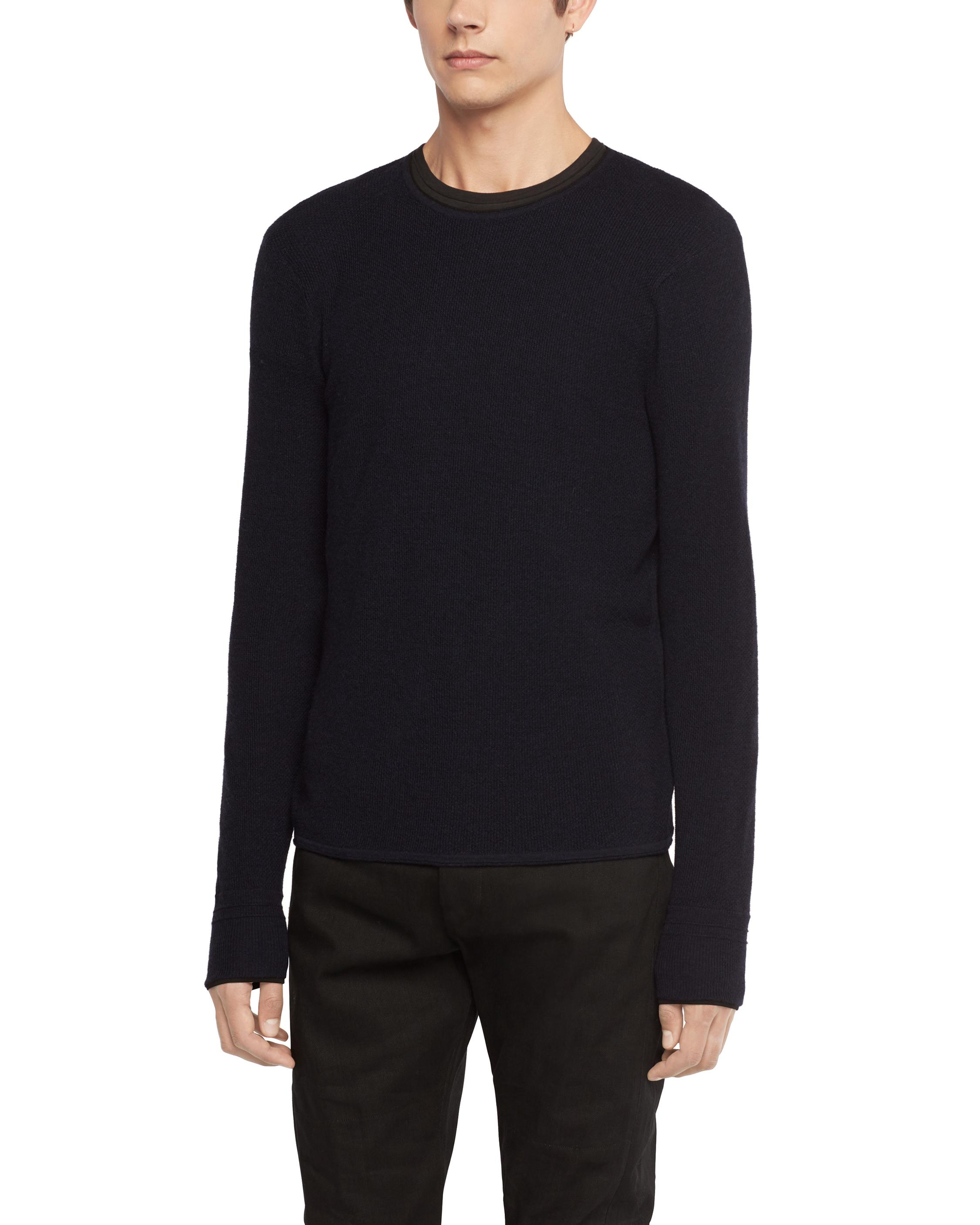 Giles Crew Men Sweaters Rag Bone