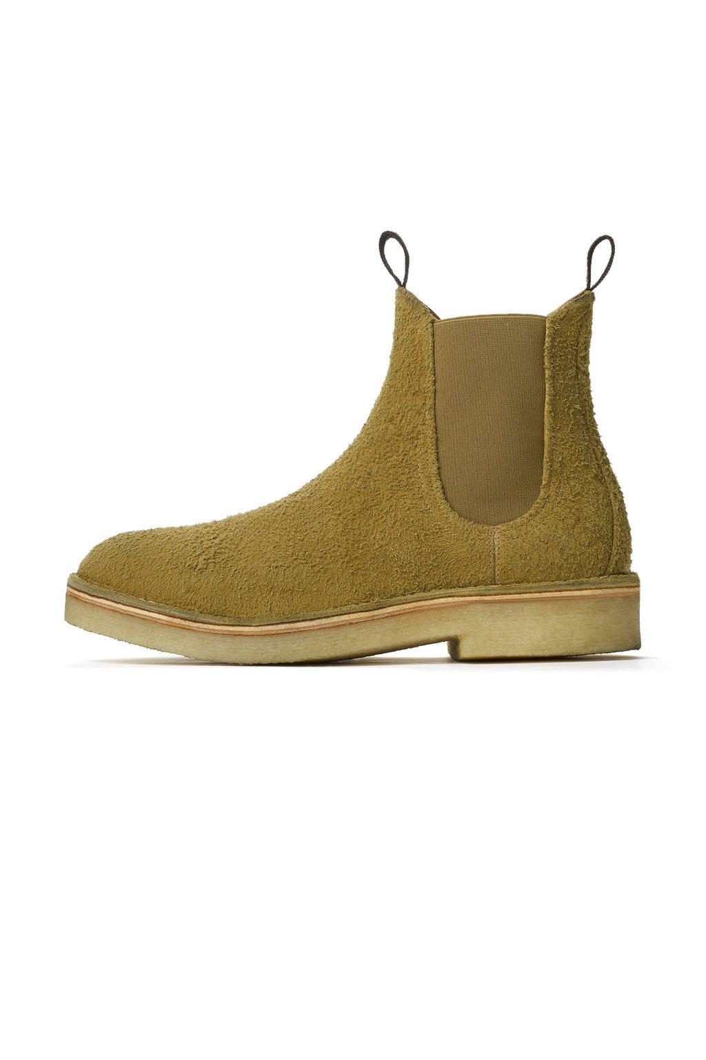 MILITARY CHELSEA BOOT