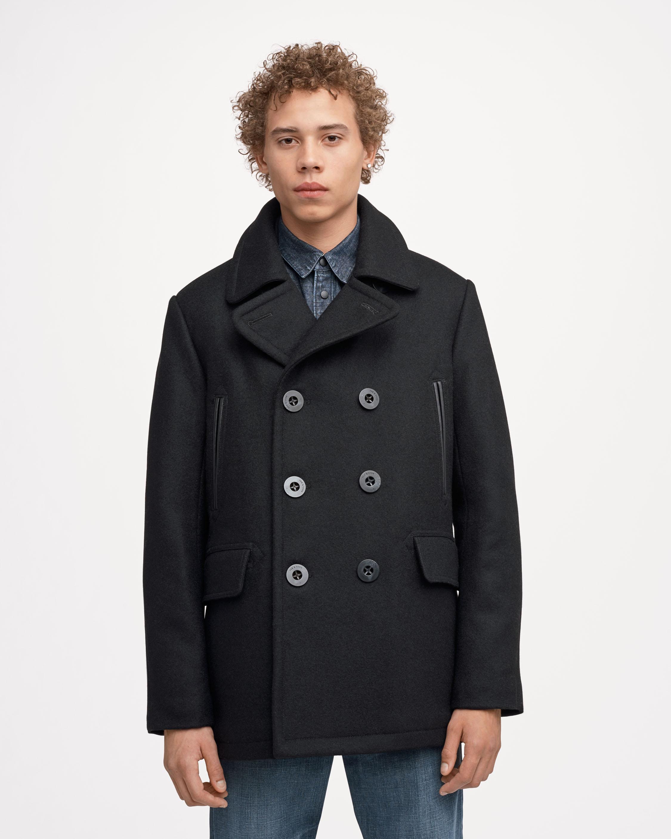 Peacoat | Men Coats & Jackets | rag & bone
