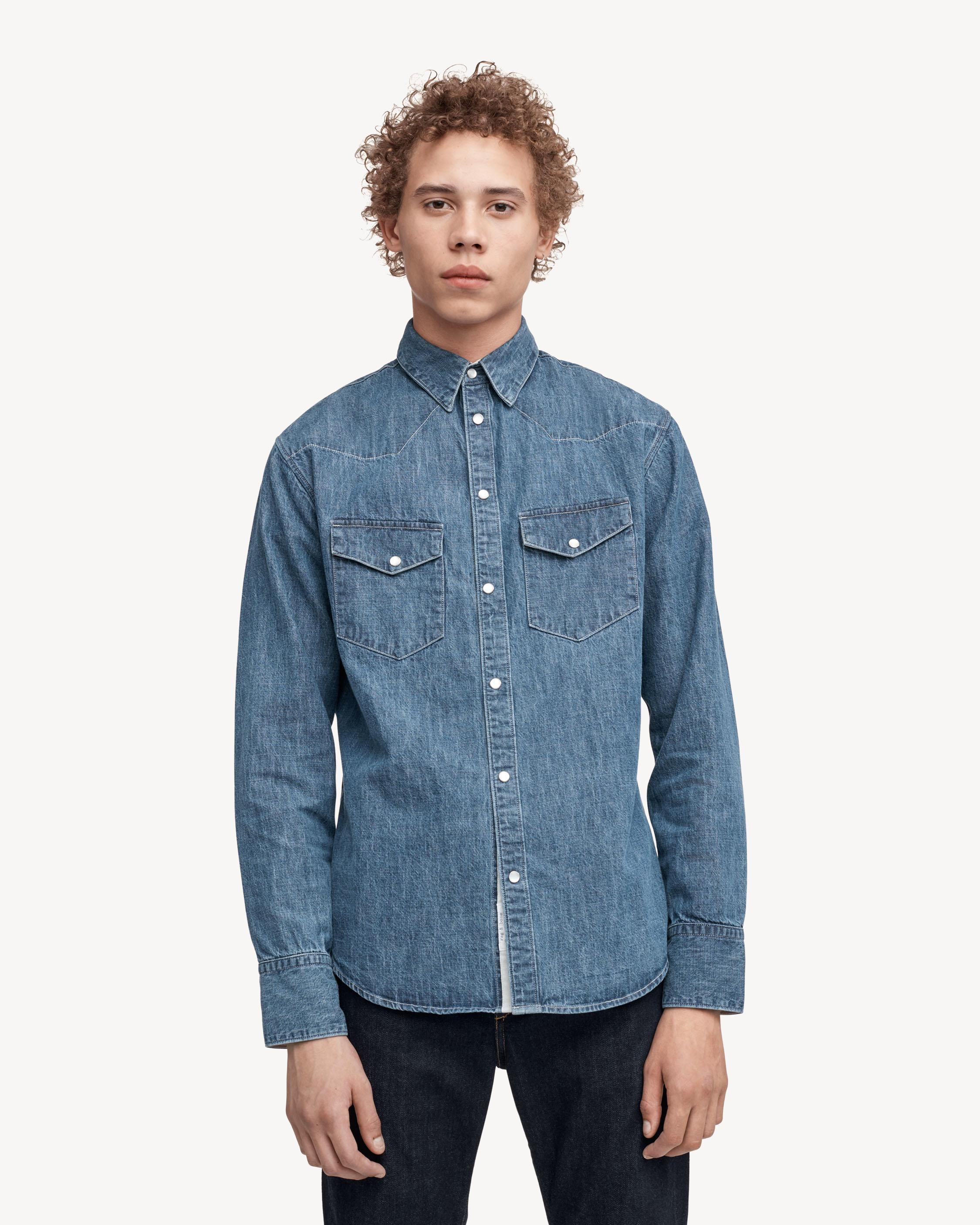3e138f59 Beck Shirt | Men Shirts | rag & bone