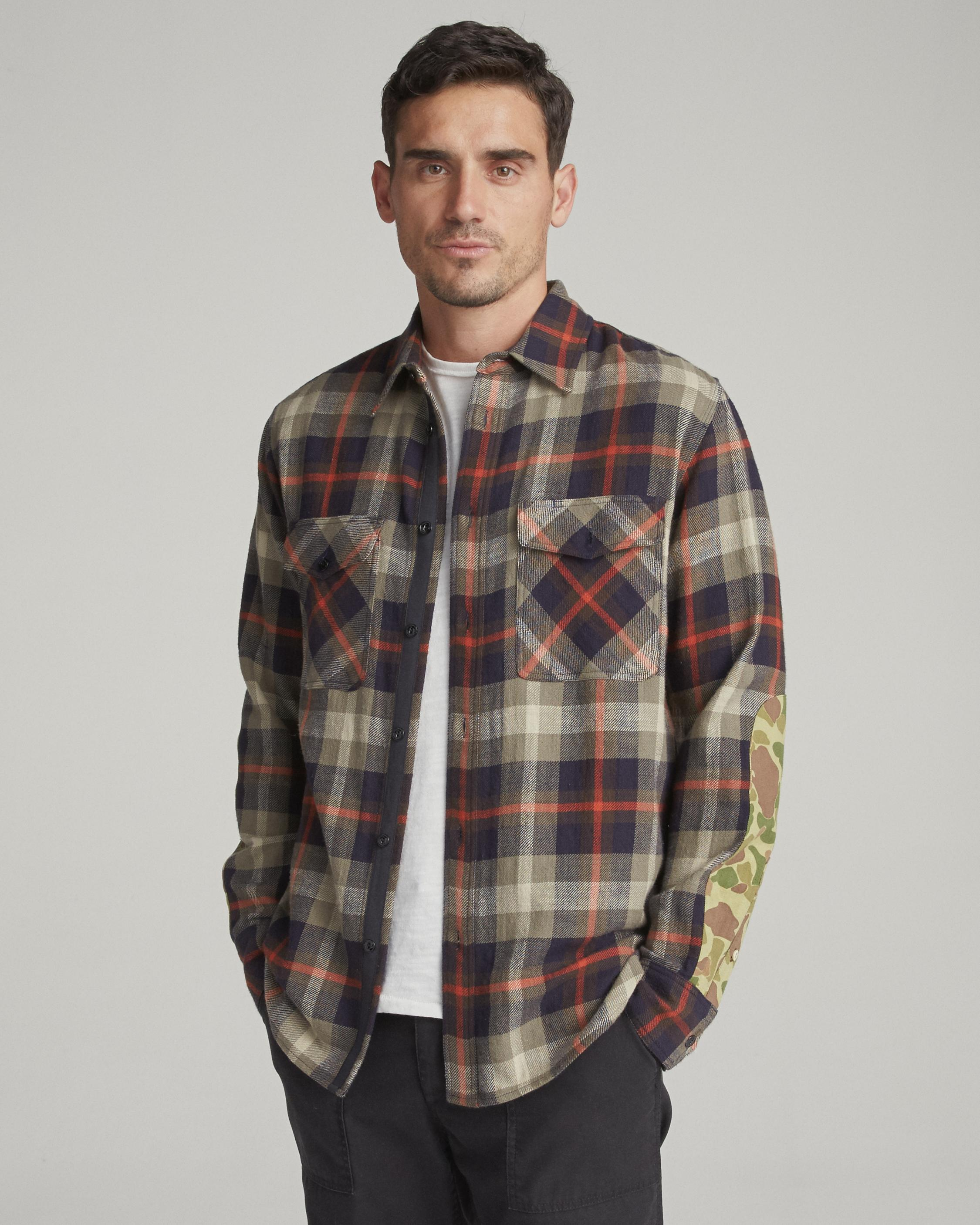 Free Shipping Order Rag & Bone Plaid Button-Up Top Eastbay Cheap Online Release Dates Cheap Online XE1wh