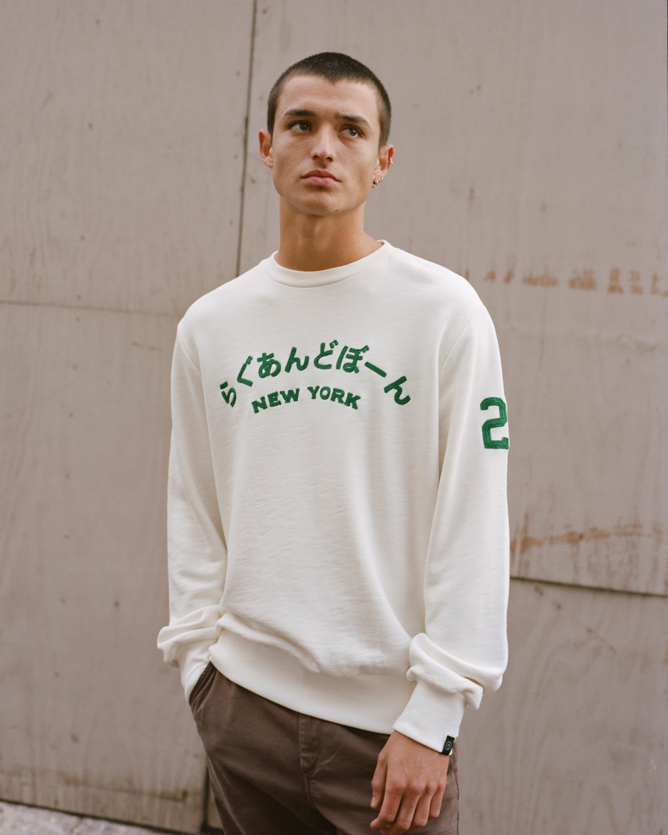 Rb Ny Japan Sweatshirt Men Tops Rag Bone
