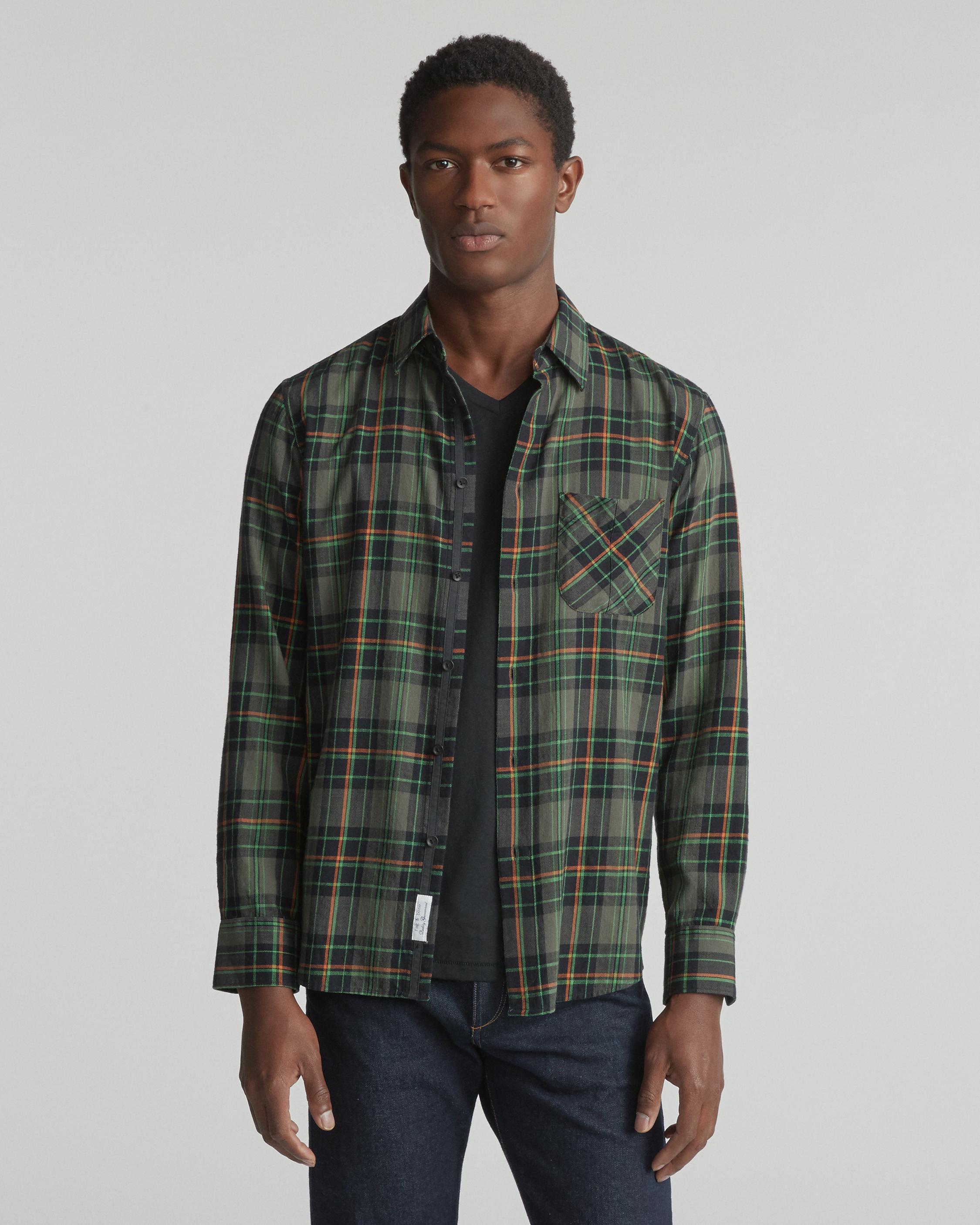 5afc58c2df Fit 3 Beach Shirt | Men Tops | rag & bone