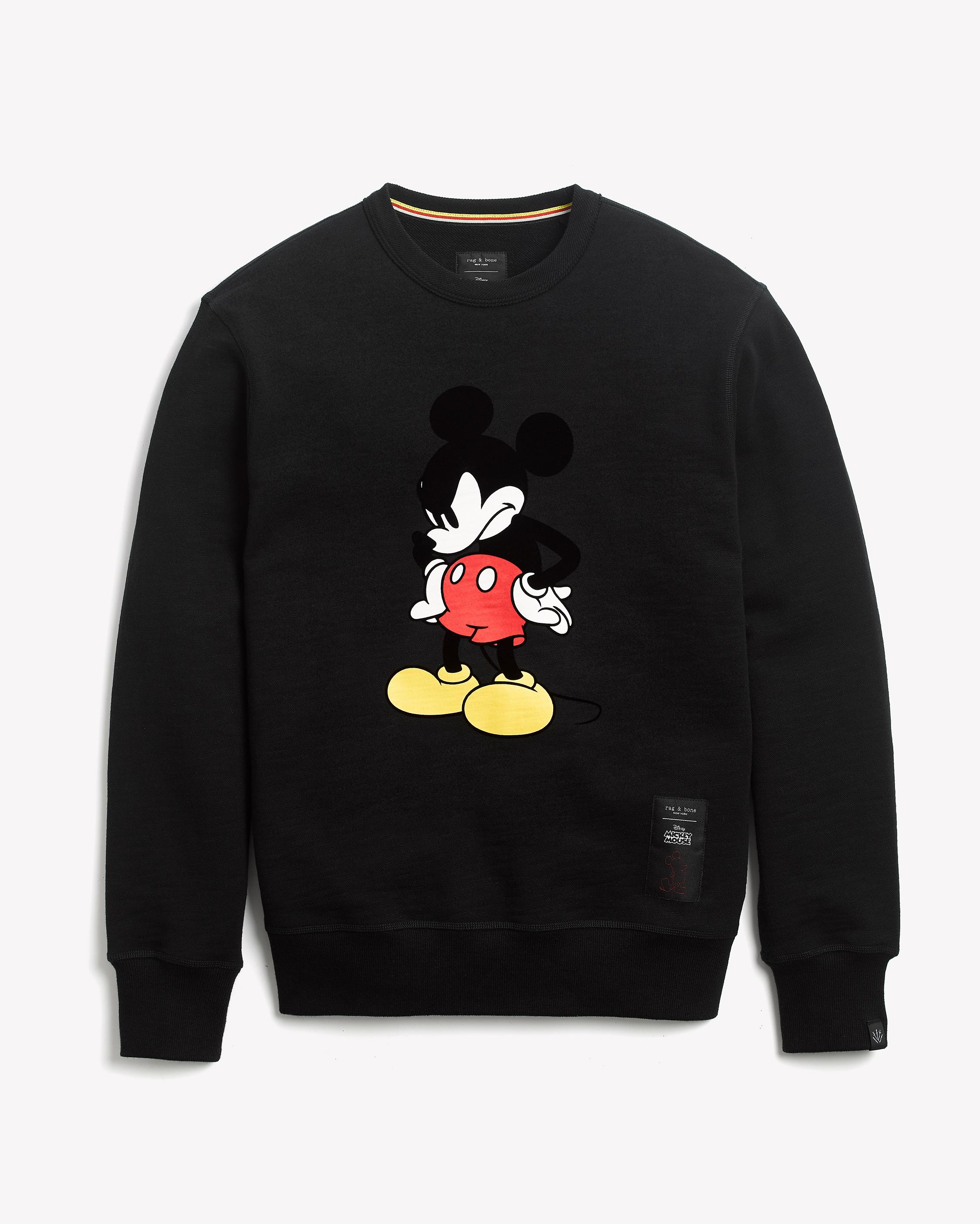 DETERMINED MICKEY SWEATSHIRT