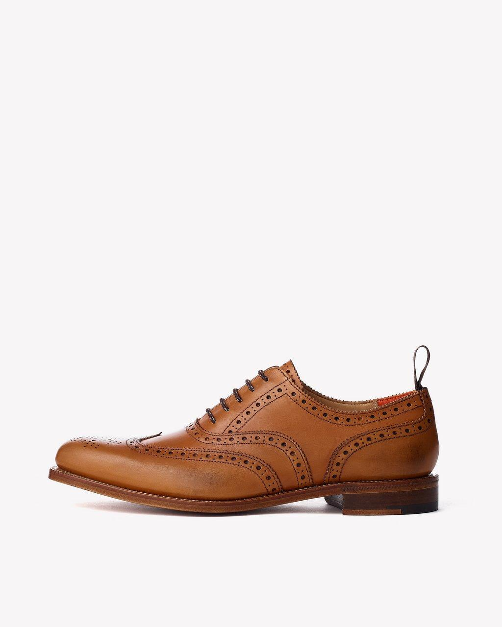 rag & bone X Grenson WINGTIP BROGUE