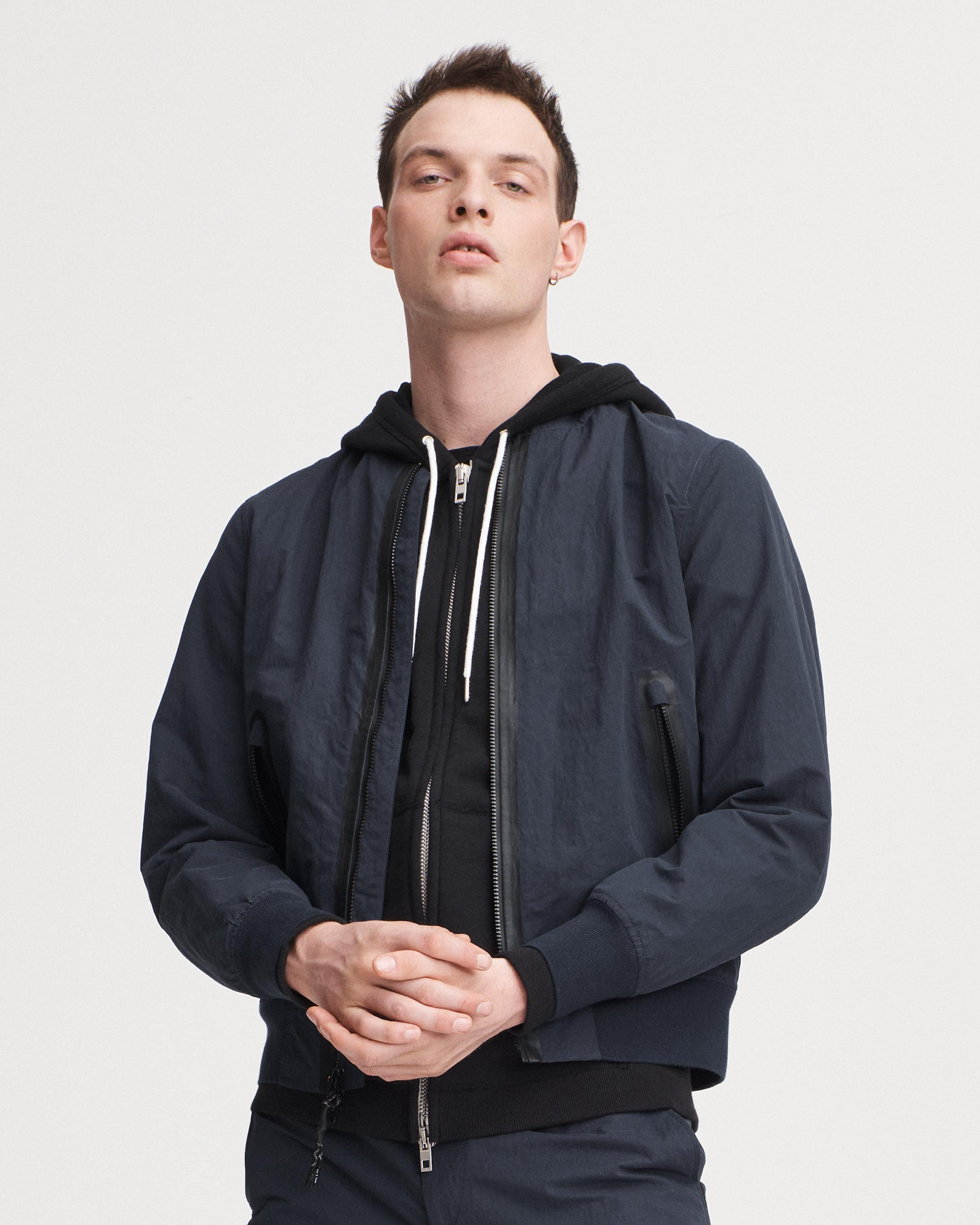 TECH BOMBER JACKET