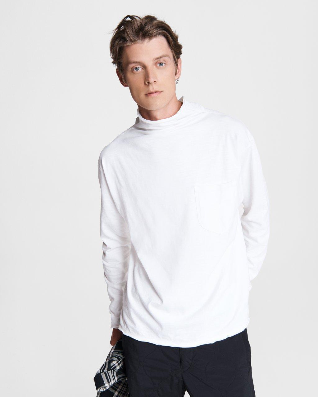 Kirby Cotton Funnel Neck