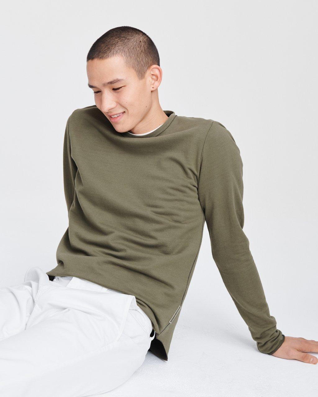 HUNTLEY LONG SLEEVE TEE