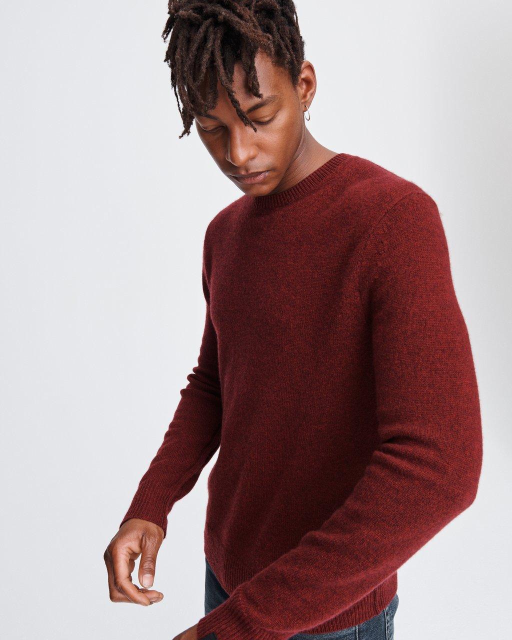 Haldon Cashmere Crewneck Sweater for Men | rag & bone