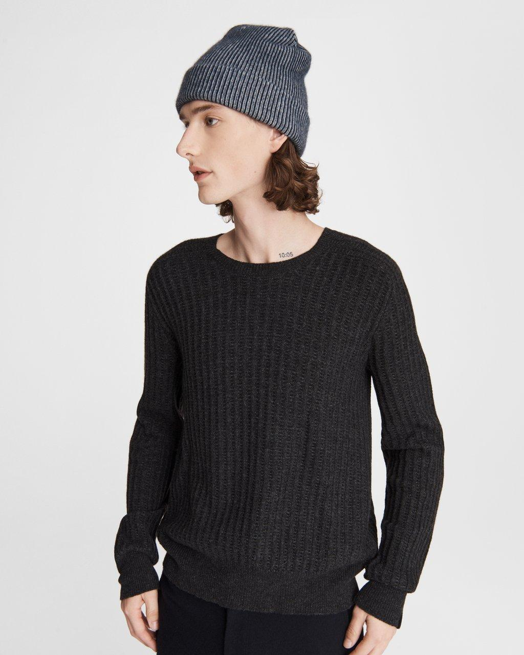 Eco Recycled Merino Crew