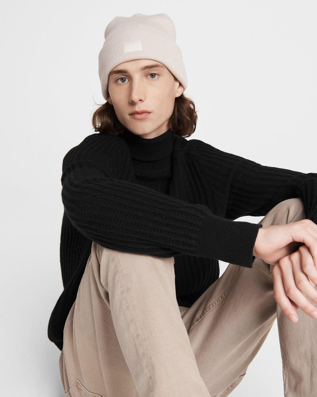 Eco Recycled Merino Turtleneck