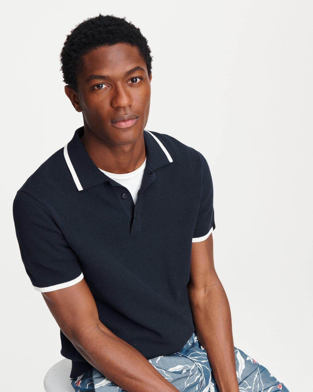 Edmond Cotton Polo