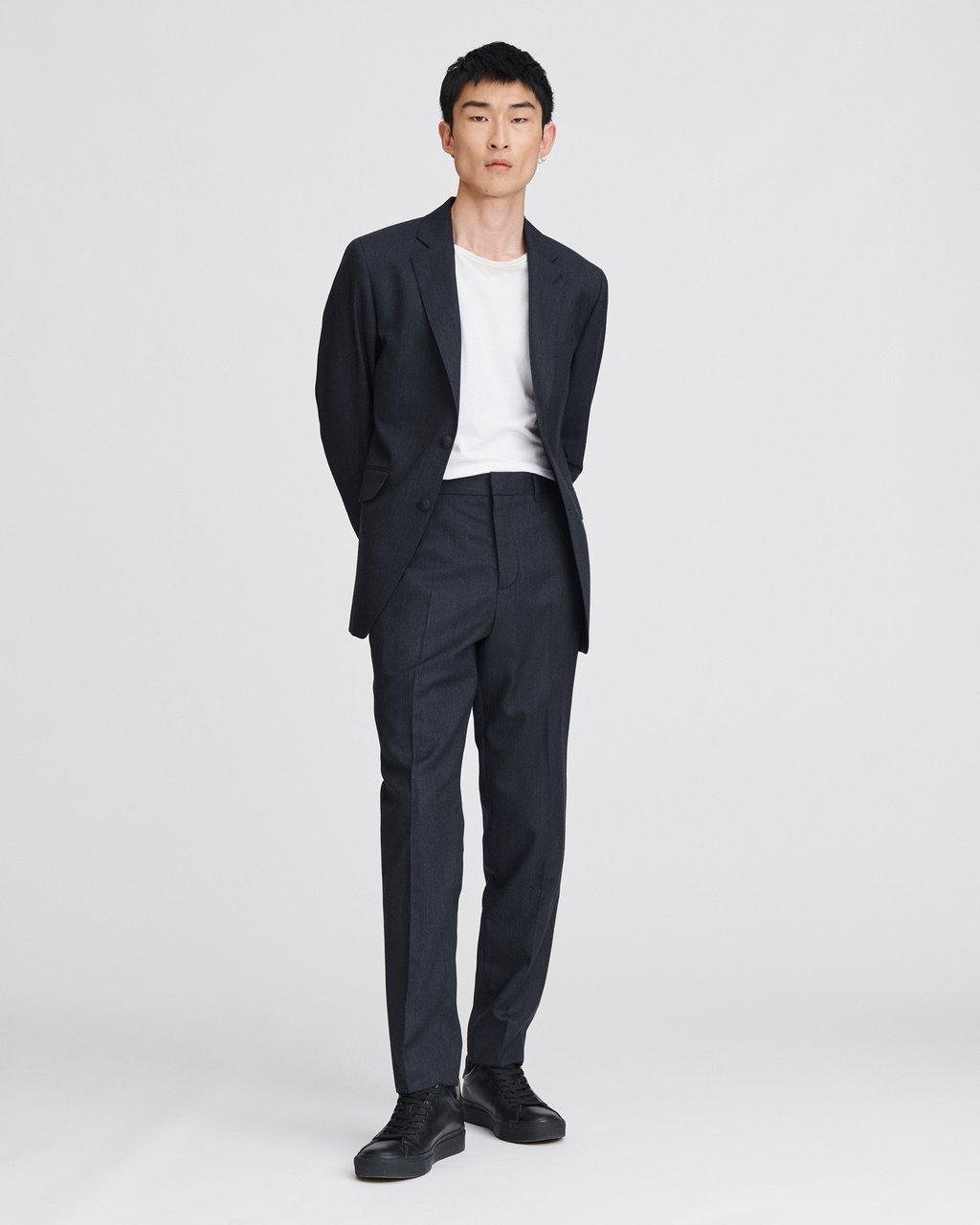 Rory Worsted Wool Pant