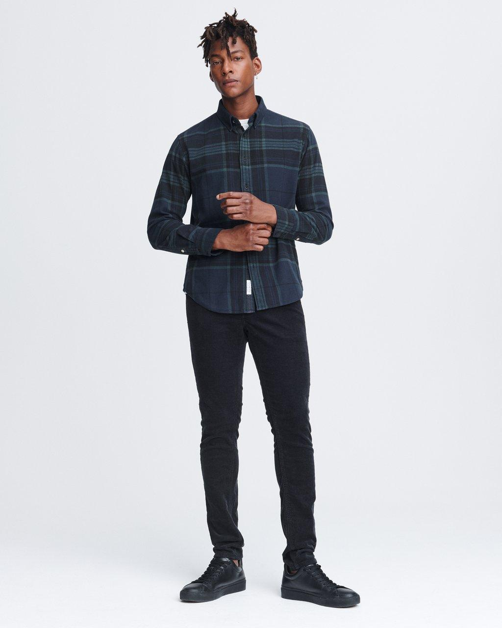 Fit 2 Tomin Shirt - Flannel