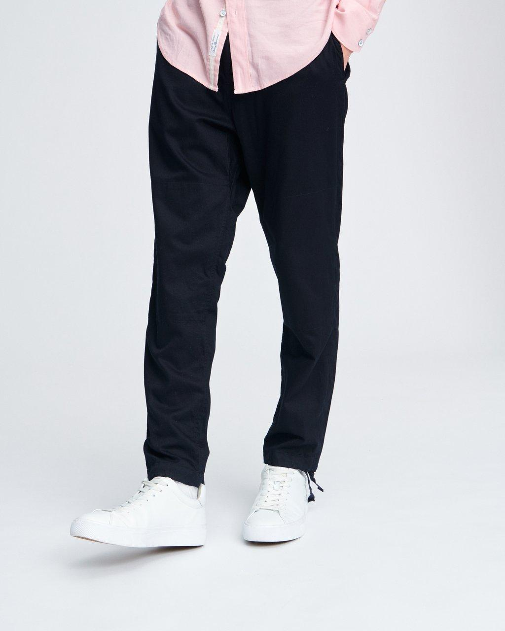 Corbin Cotton Twill Trouser