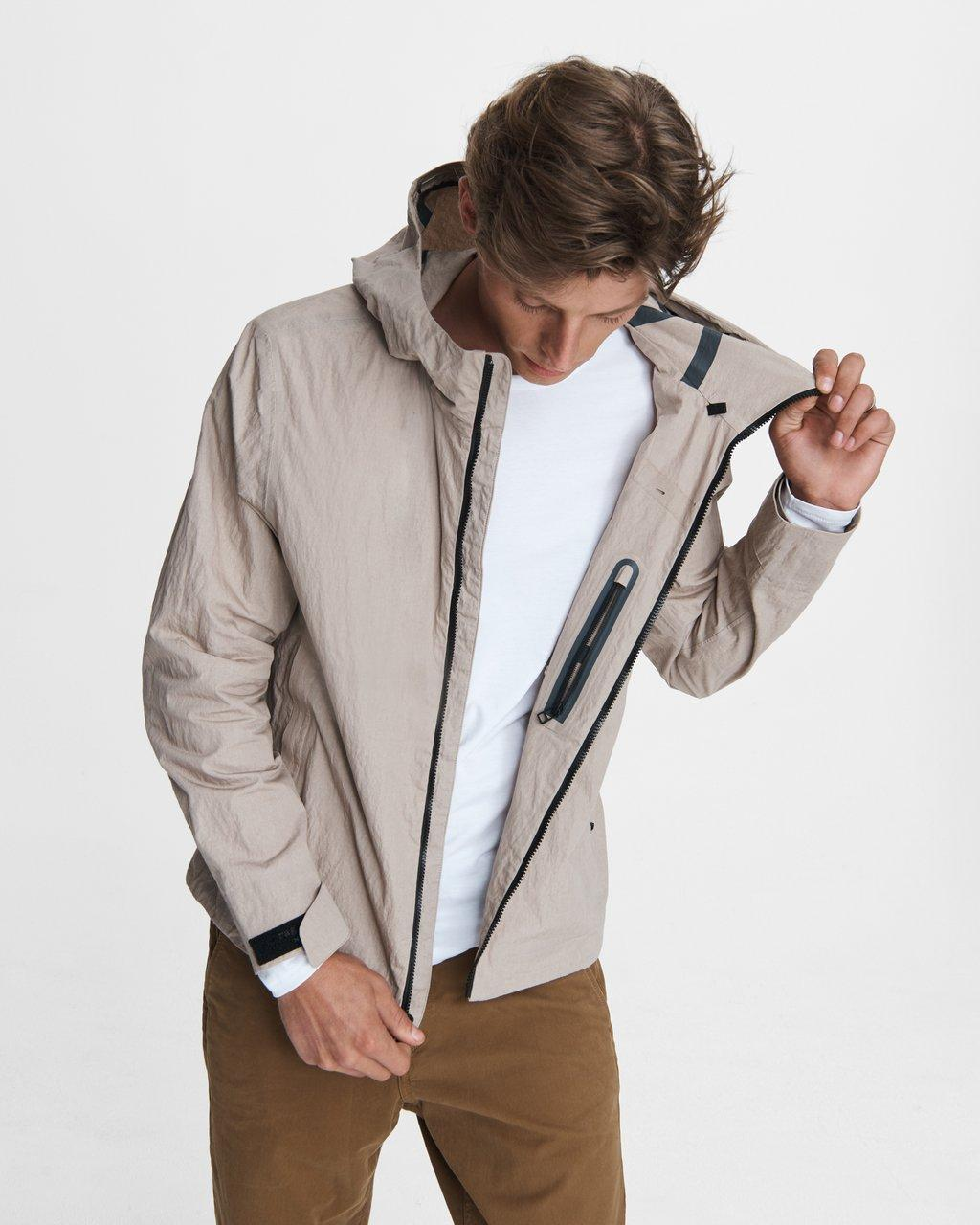Tactic Nylon Jacket