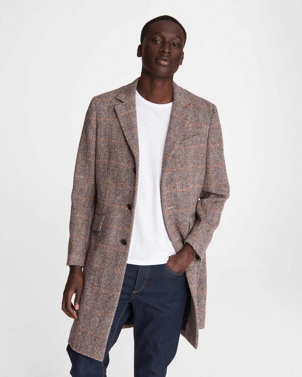 Rory Wool Coat