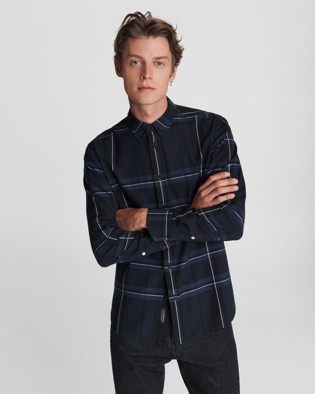 Fit 2 Tomlin - Cotton Flannel