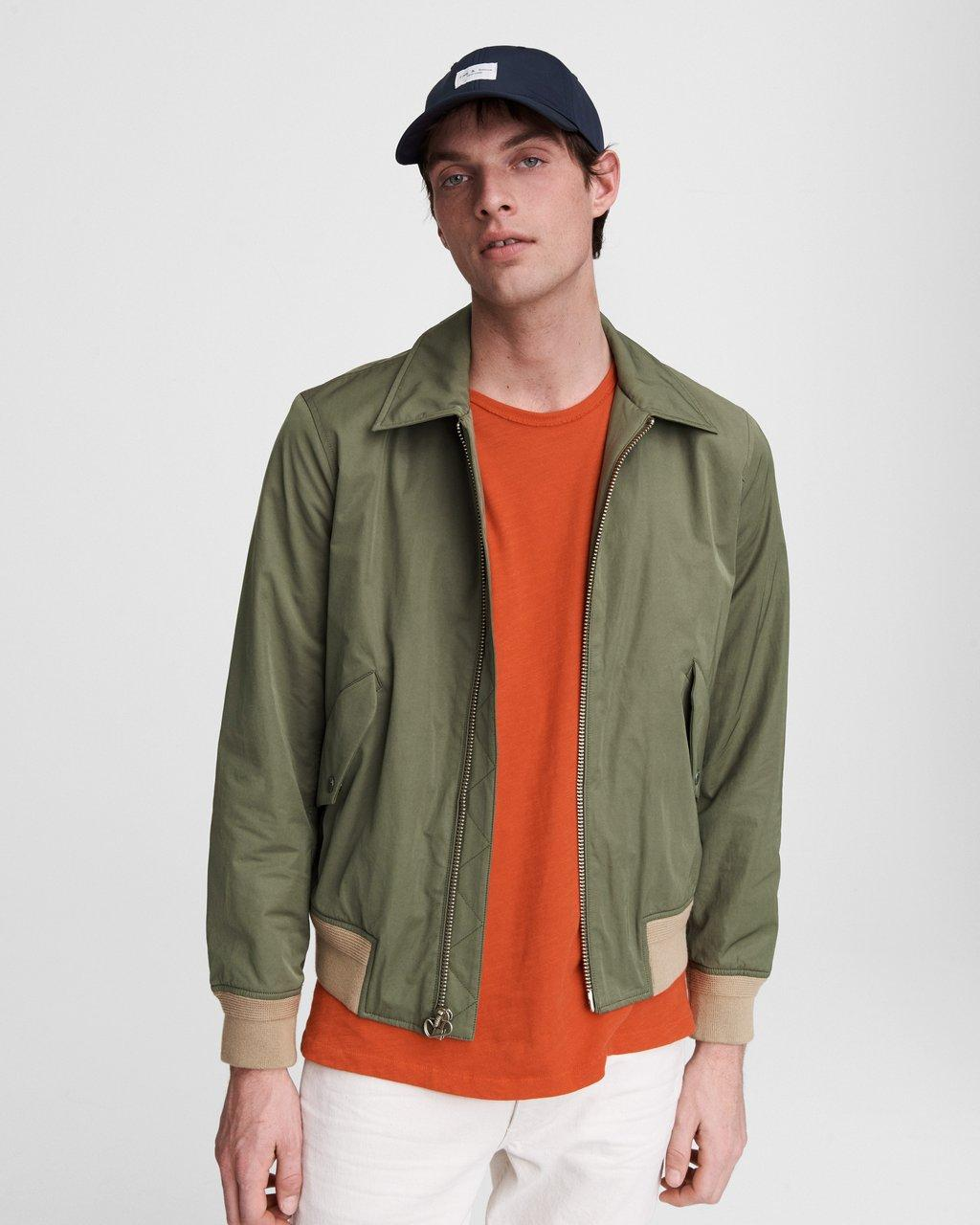 Harrier Cotton Blend Bomber