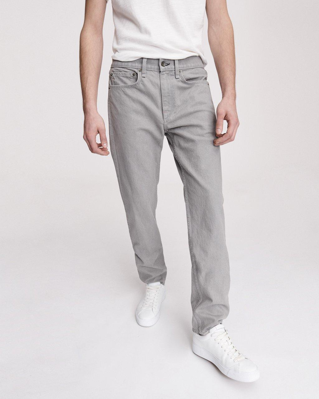 FIT 2 IN LIGHT GREY - 30 INCH INSEAM AVAILABLE