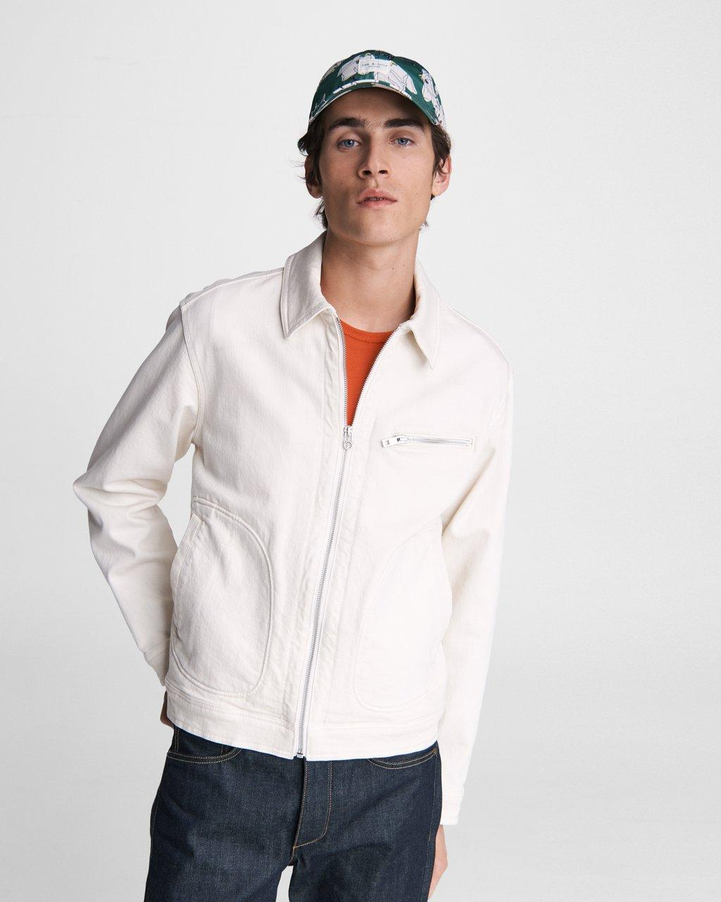 Stark Cotton Twill Jacket