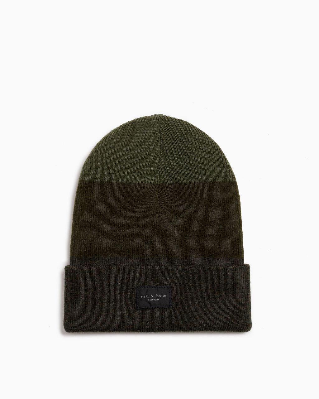 Addison Striped Beanie
