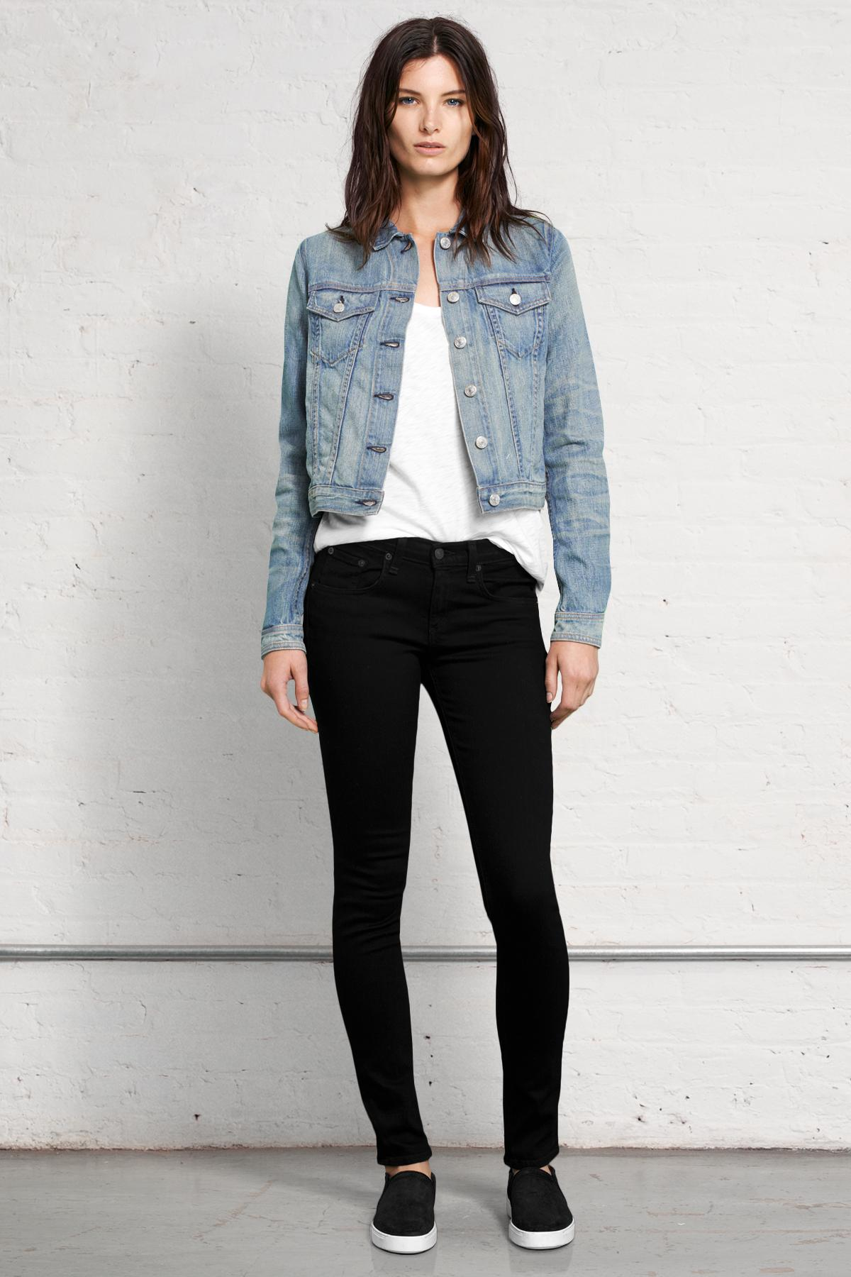 The Jean Jacket | rag & bone