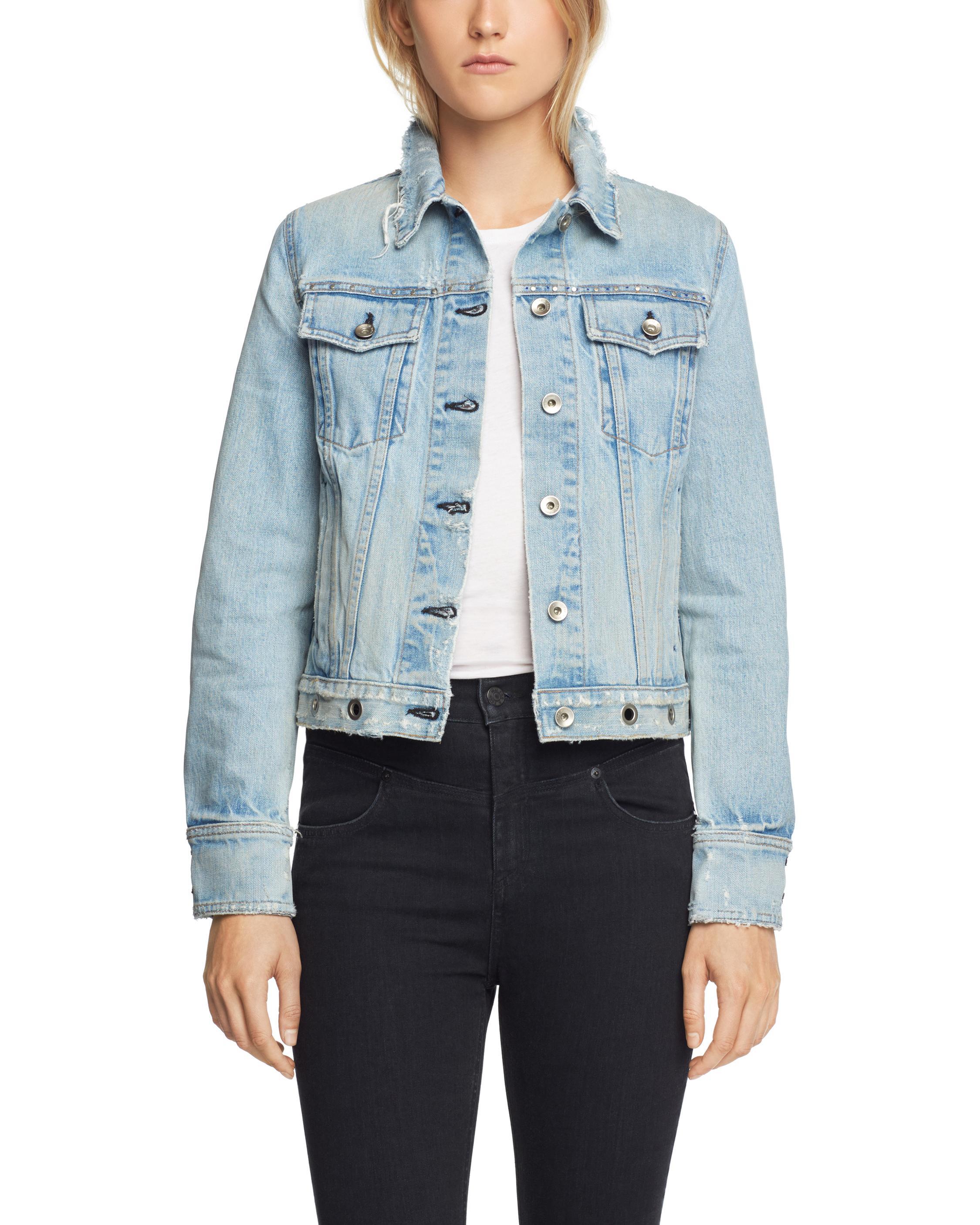 8906be6b2 Jean Jacket | Women Coats & Jackets | rag & bone
