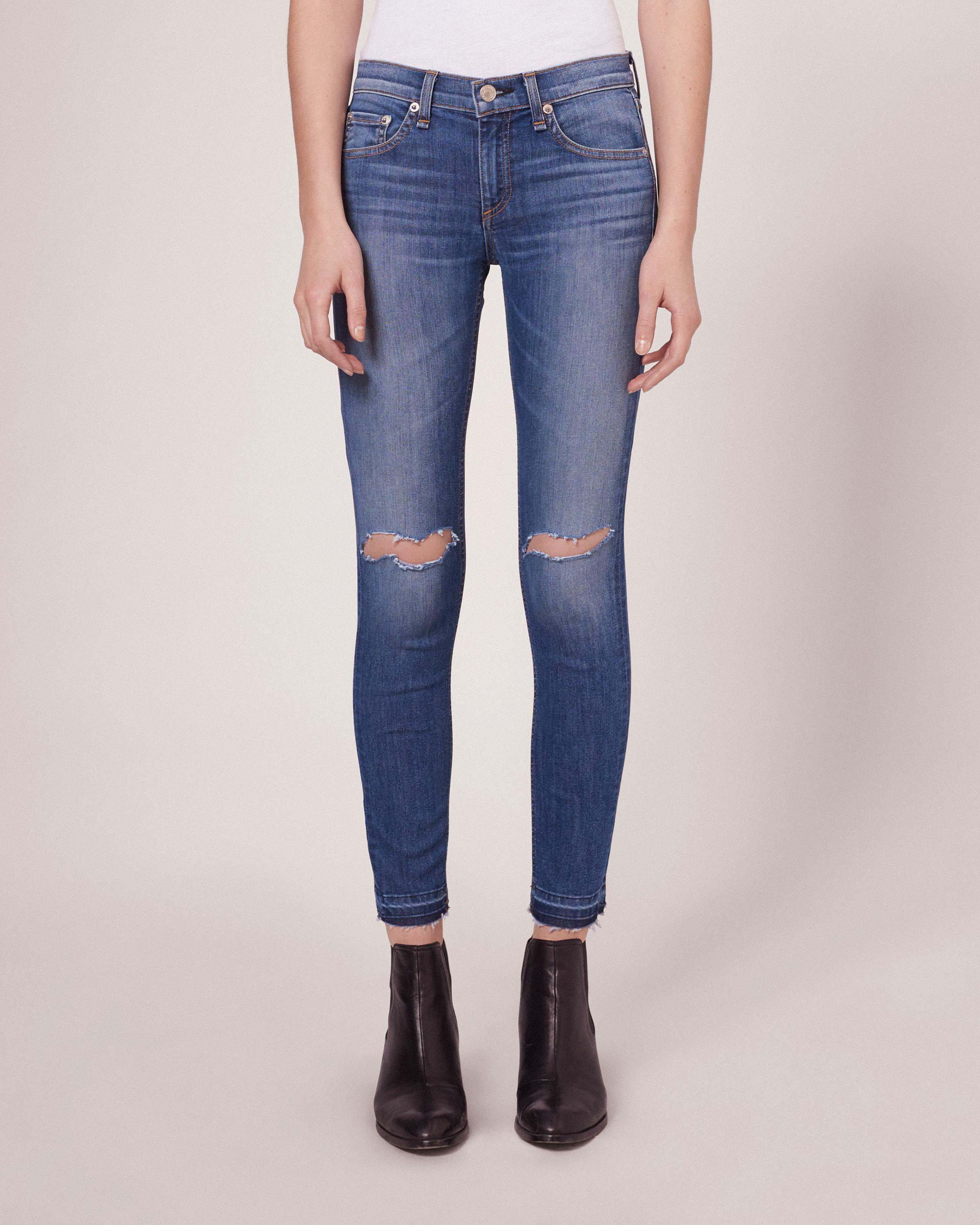 Jeans: Skinny Denim to High Rise & Capri to Boyfriend with Urban ...