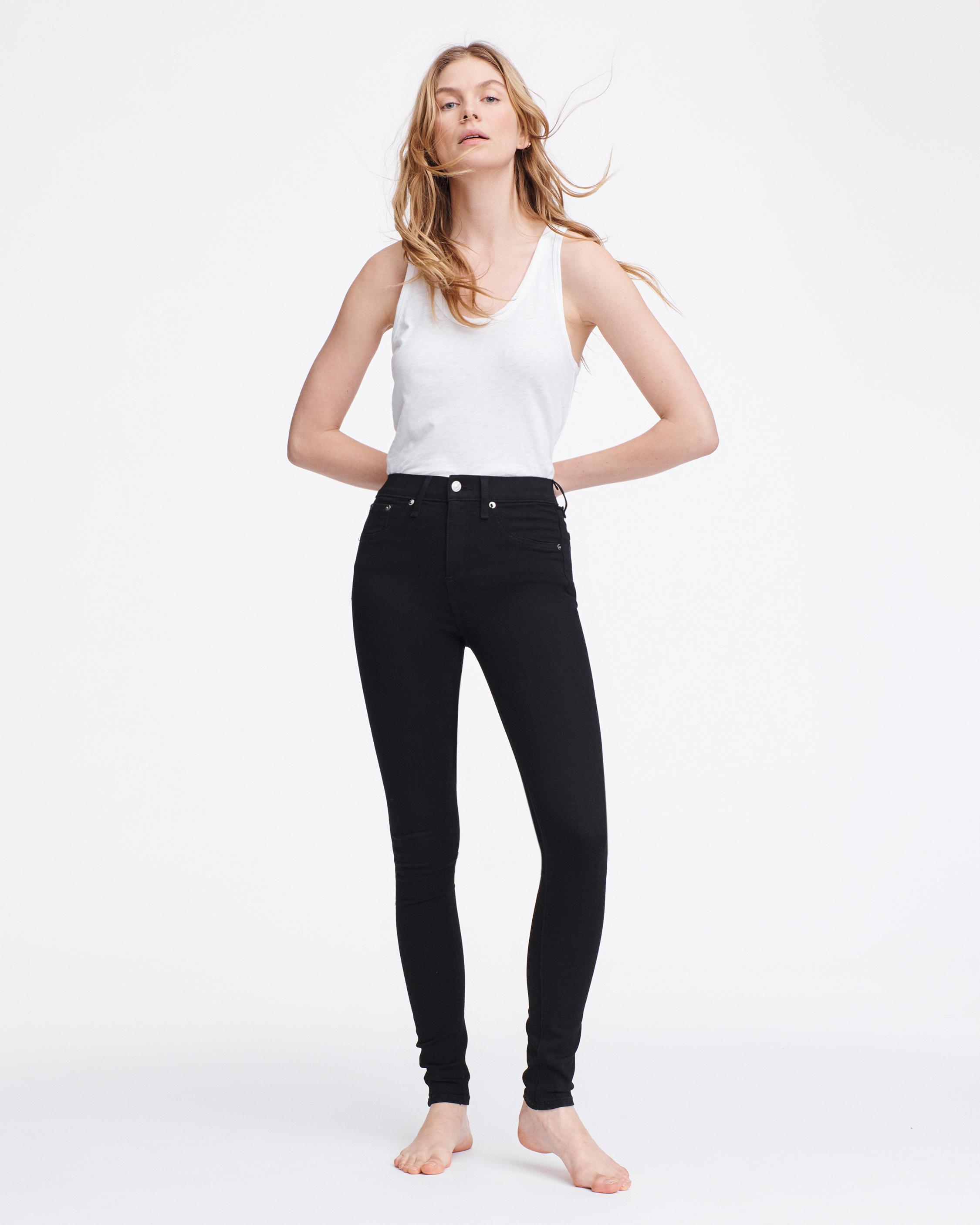 e15cb2d2da9 Nina High-rise Skinny | Women Jeans | rag & bone