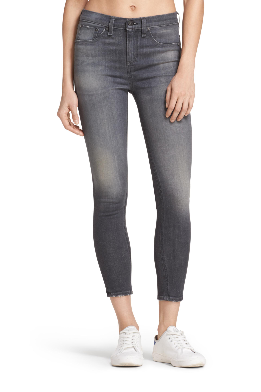 6b244df5935 10 Inch Capri   Women Jeans   rag & bone