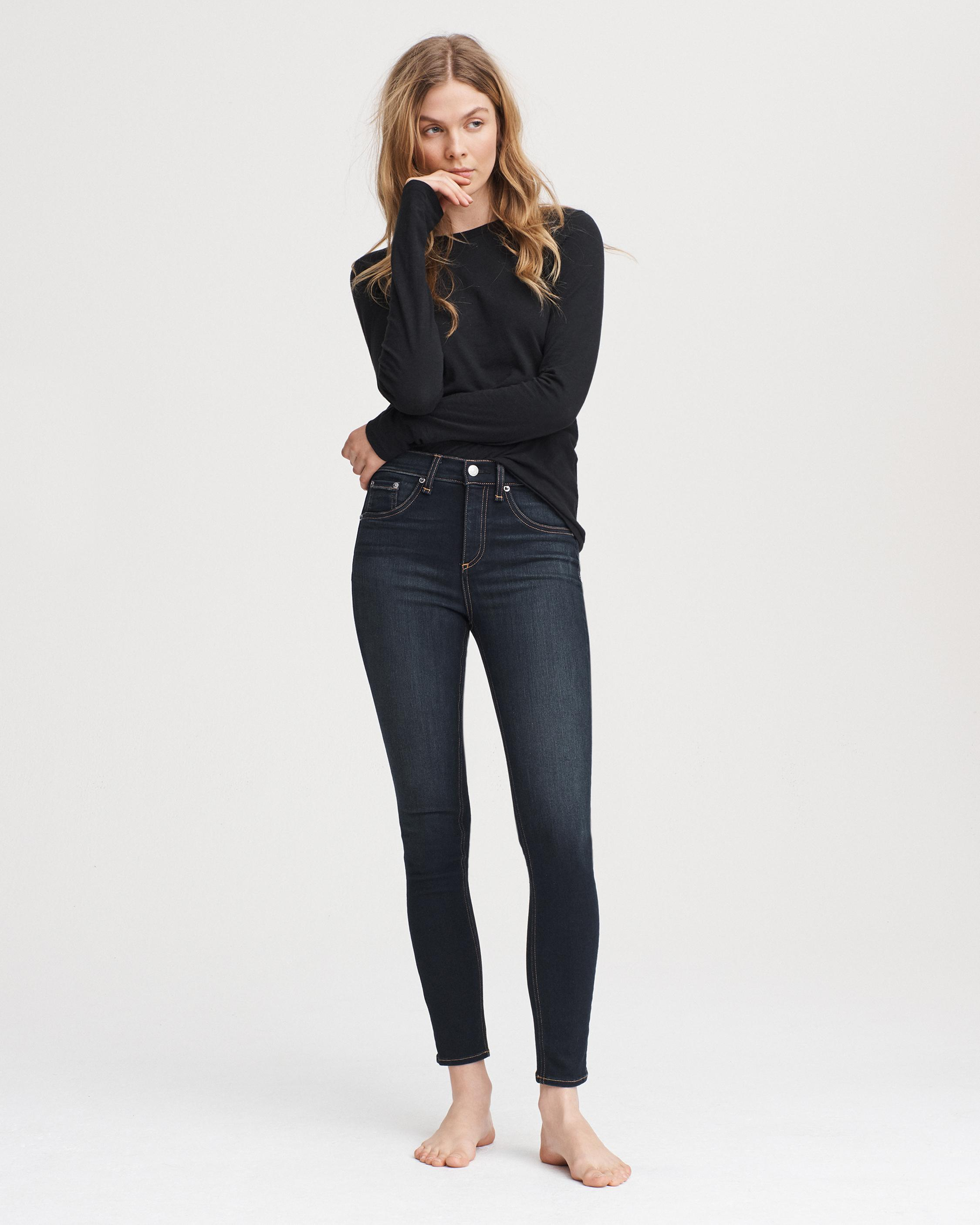 fa98d98df97 Nina High-rise Ankle Skinny | Women Jeans | rag & bone