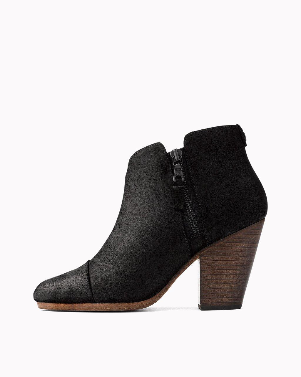Margot Boot - Leather
