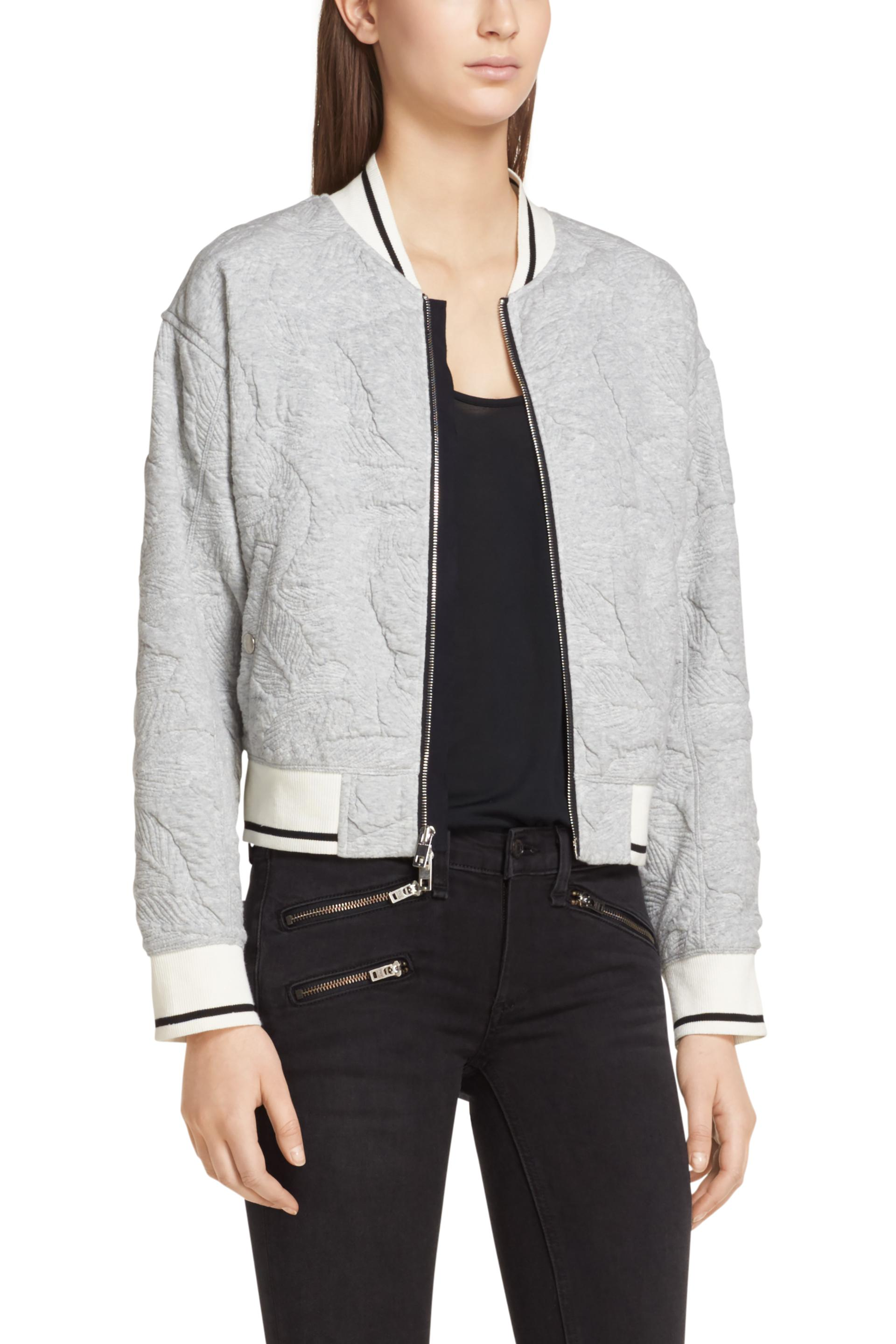8ad1addfed0 Quilted Bomber