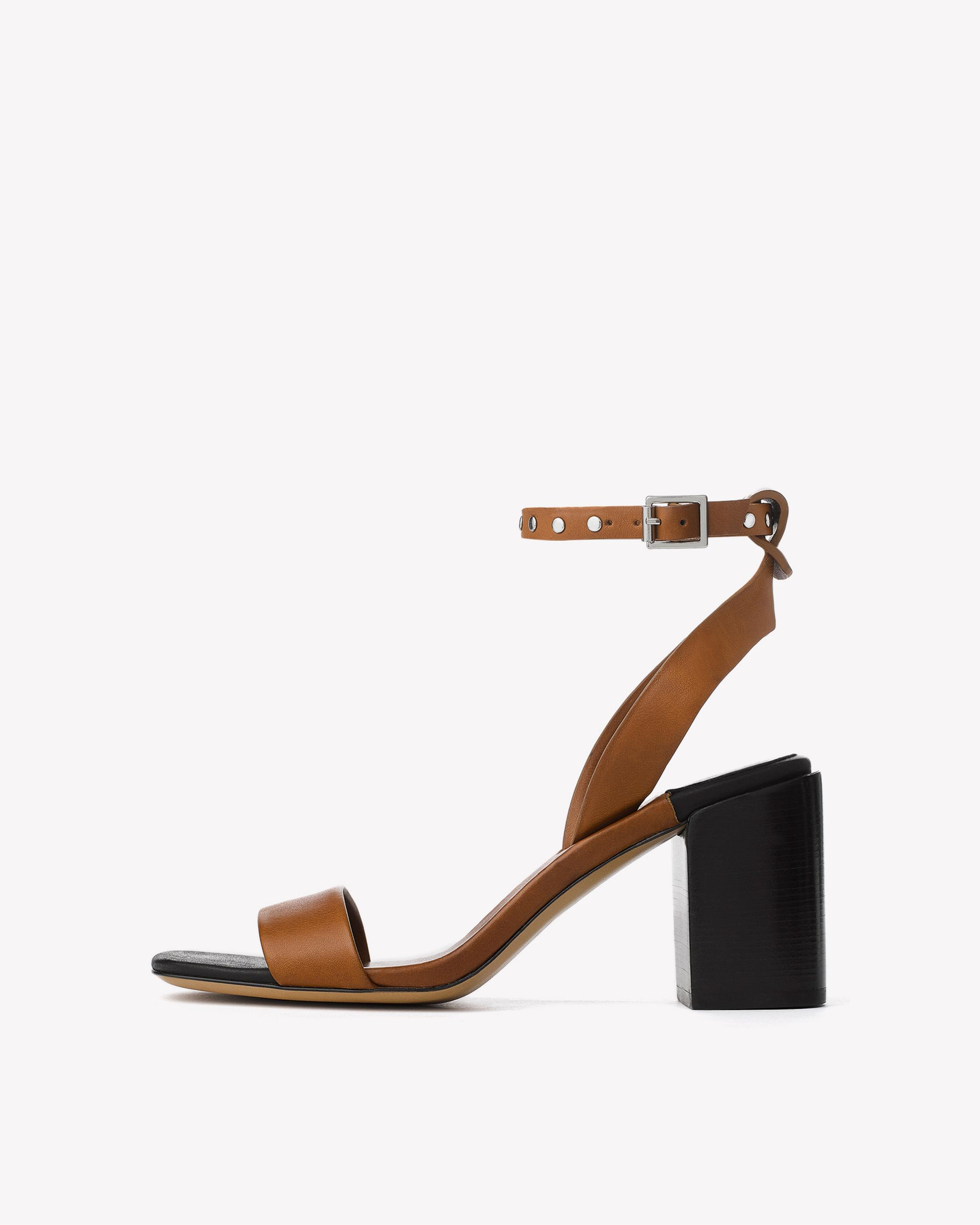 RAG&BONE Woman Leather Sandals Size 35 S7g6N77
