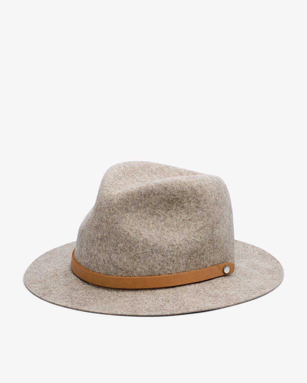 PACKABLE ABBOTT FEDORA