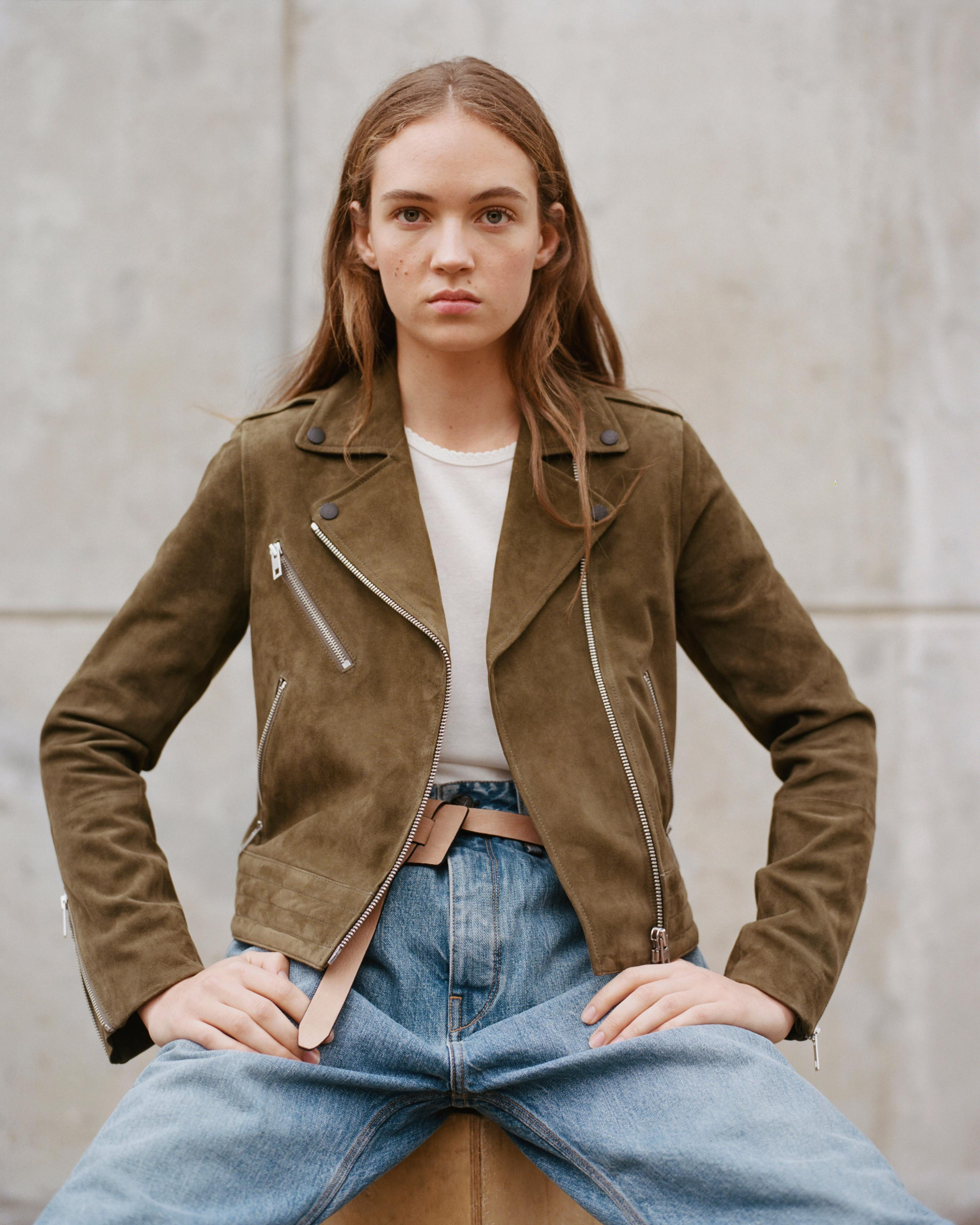 Coats Jackets &amp Blazers: Leather to Jean Bomber to Parka with