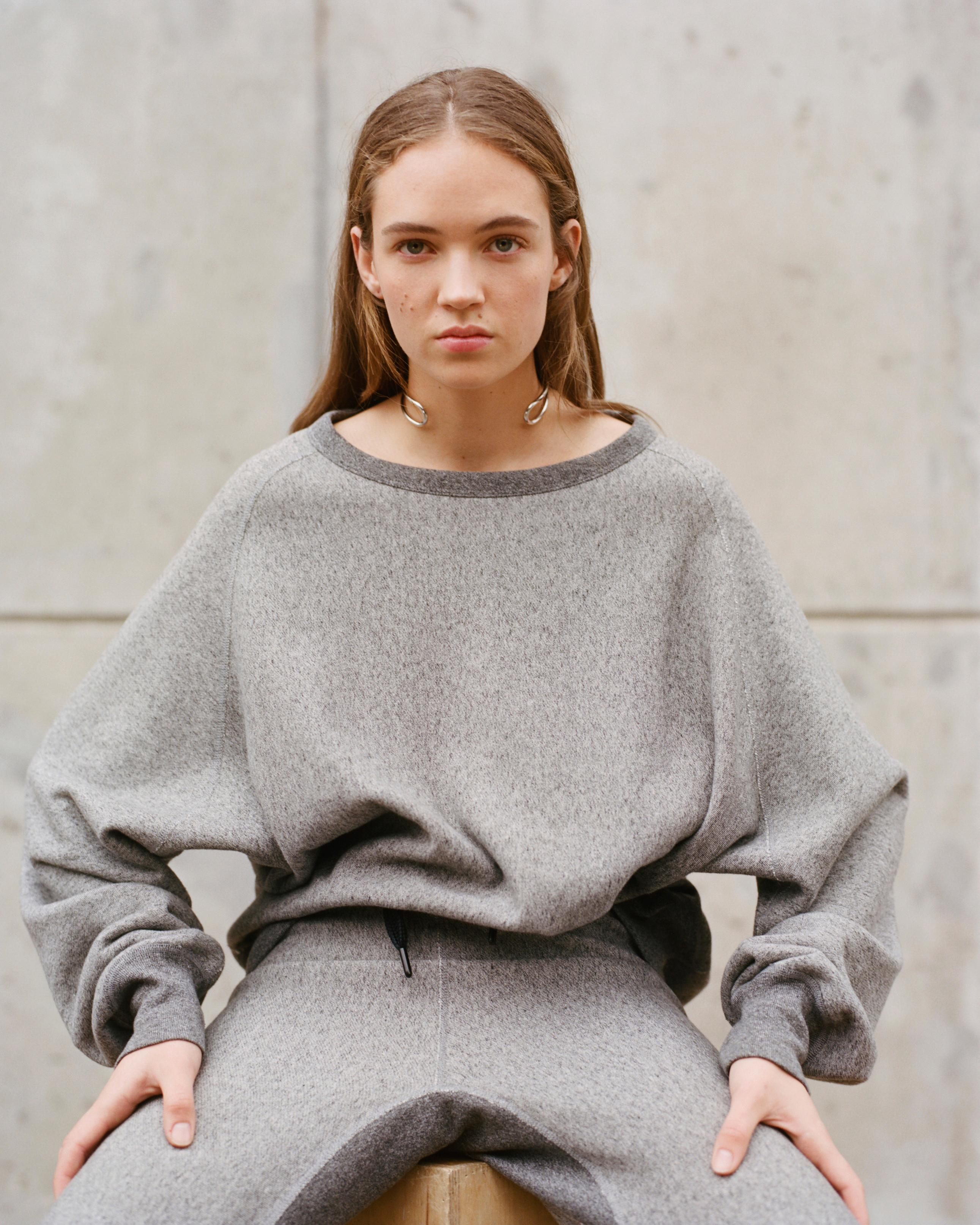 Rag & Bone Woman Racer French Cotton-terry Sweatshirt Gray Size XXS Rag & Bone Discount Pick A Best Really For Sale With Credit Card Sale Online r3ZmhcpmQ