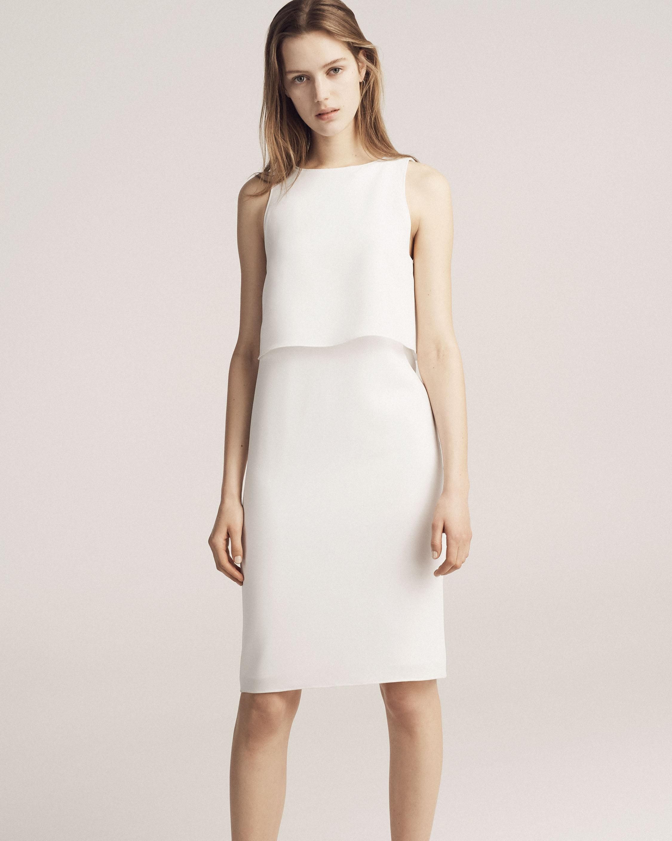 Cheap The Cheapest Explore Rag & Bone Leather Knee-Length Dress Amazing Price 100% Guaranteed For Sale JBScMx