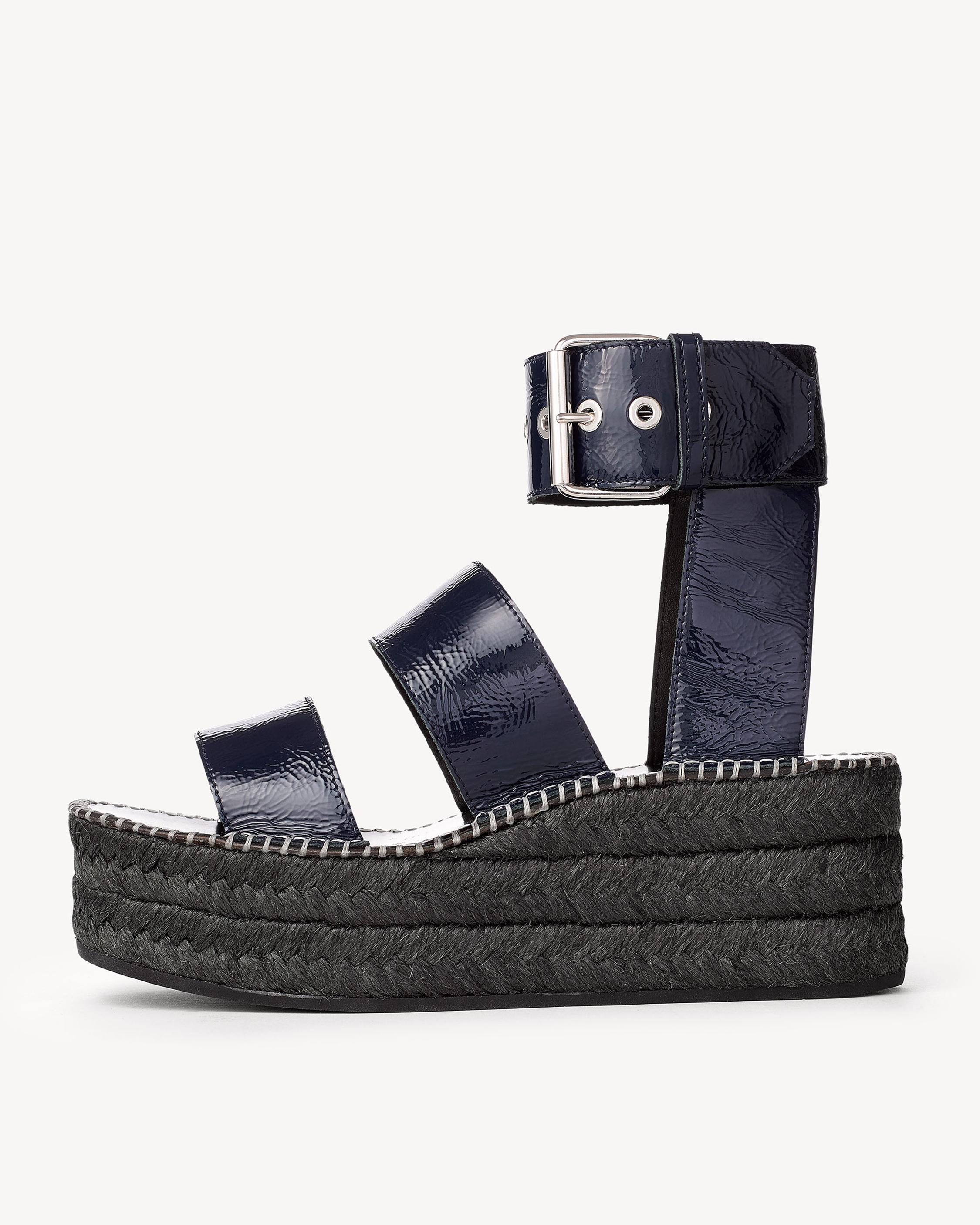 Shoes n sandals online - Tara Navy