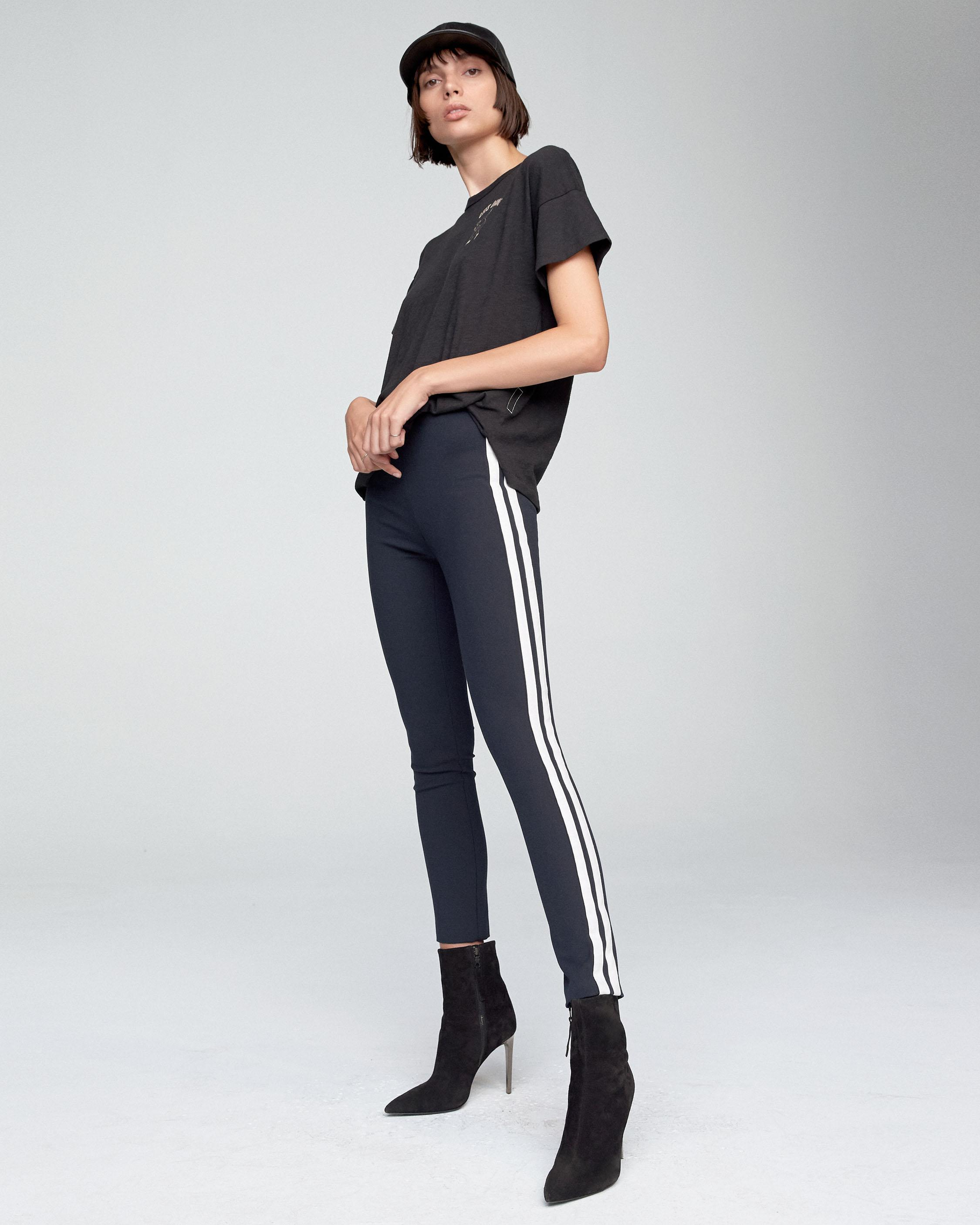 Free Shipping Genuine Free Shipping Ebay Rag & Bone Simone Pants With Stripe Cheap Fashionable For Nice For Sale Comfortable Cheap Price z4ciJ3HC